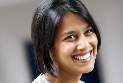Sonal Shah of the London Community Foundation
