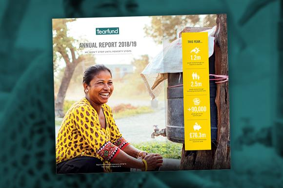 Tearfund annual report and accounts