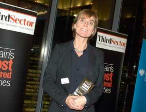 Winner: Claire Tickell
