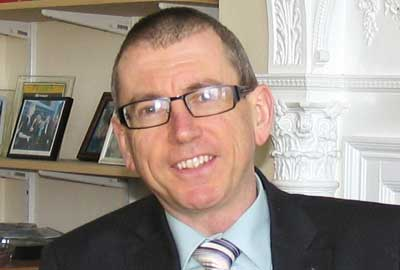 The Social Care Institute for Excellence names Tony Hunter