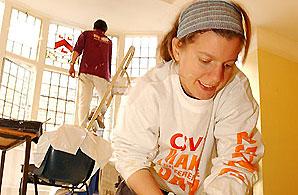 Volunteers: high support needs