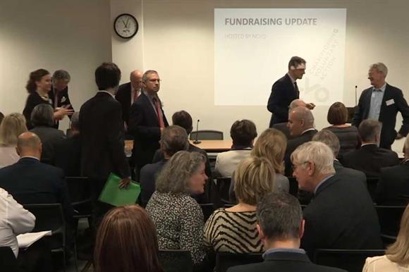 fundraising summit