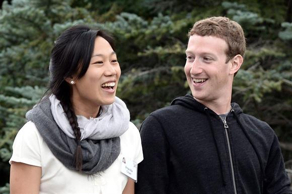 Chan and Zuckerberg