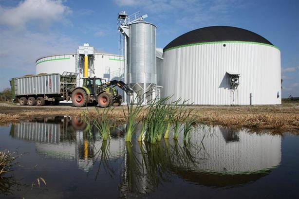 ADBA launches biogas best practice scheme   ENDS Waste