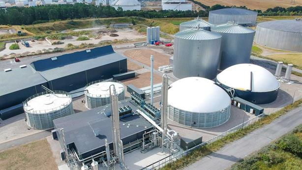 Ørsted ditches biogas to focus on other renewables | ENDS