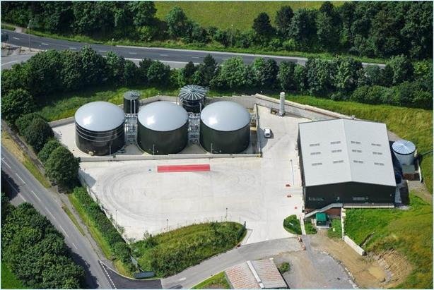 Second biogas plant gets ADBA accreditation | ENDS Waste & Bioenergy