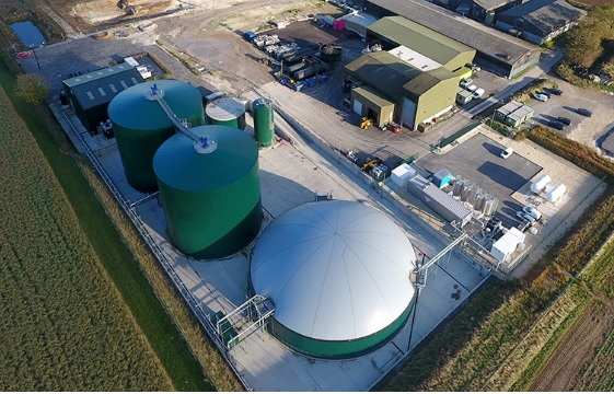 Lincolnshire-based biogas plant allowed to expand | ENDS