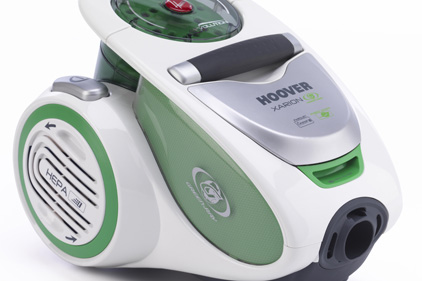 Part of new range: Hoover's Xarion Greenway model