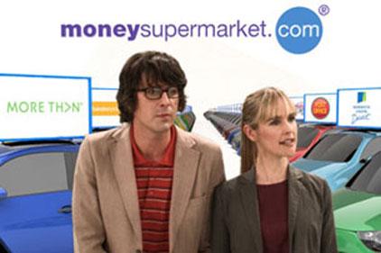 Price comparison site: Moneysupermarket.com