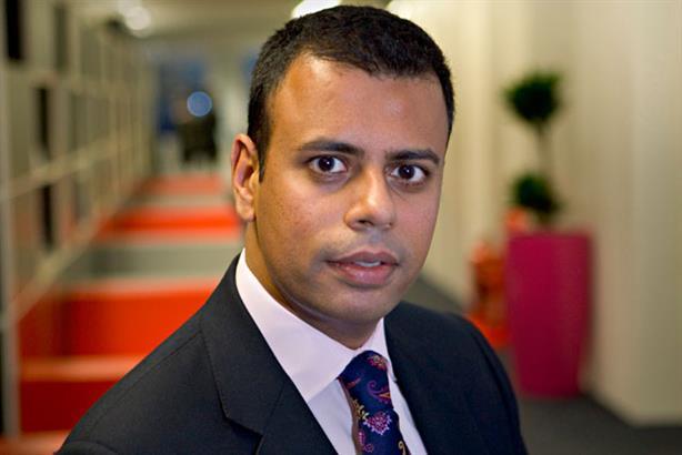 Sacha Deshmukh: MHP chief executive