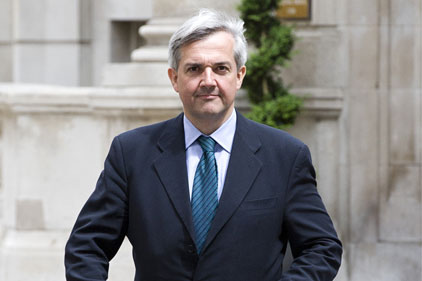 Drive time: Energy Secretary Chris Huhne (Rex)