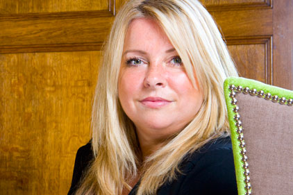 Peter Andre's publicist: Clare Powell