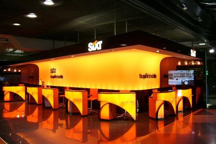 Sixt: 'hyperlocal' car hire company