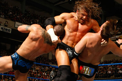 No need for a fight: Shine handed WWE brief