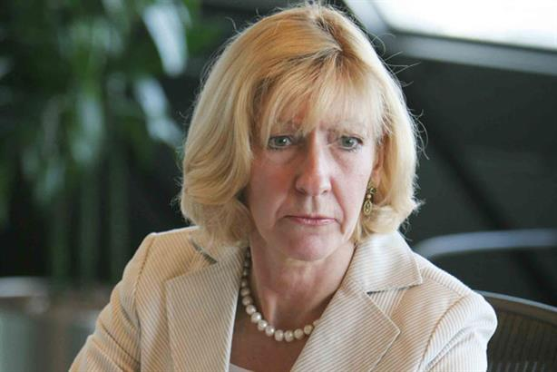 Baroness Wheatcroft: sits on the committee
