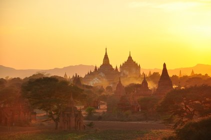 Burma: A destination featured in the show