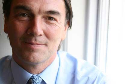 Alan Parker: Brunswick executive chairman