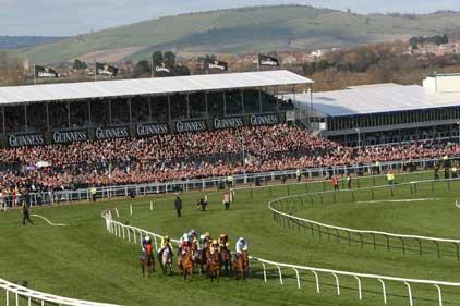 Cheltenham Racecourse: aims to be a premium events venue