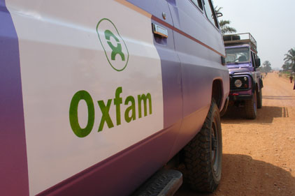 Campaign handed to CubanEight: Oxfam