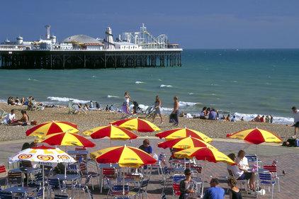 Attraction: Brighton Pier