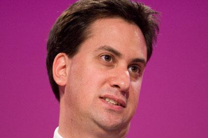 Miliband: Battling Paxo