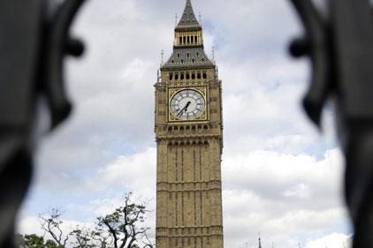 Westminster: cabinet unrest
