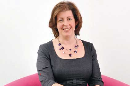 Sally Costerton: CEO of Hill & Knowlton Europe