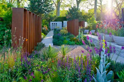 Chelsea Flower Show: Colman Getty called in