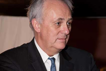 Taking up lobbying role: Lord Malloch-Brown