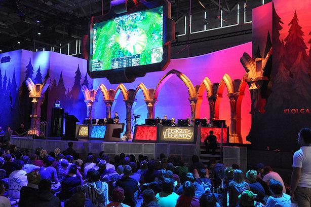 League of Legends Gamescom 2014 (Credit: Marco Verch via Flickr)