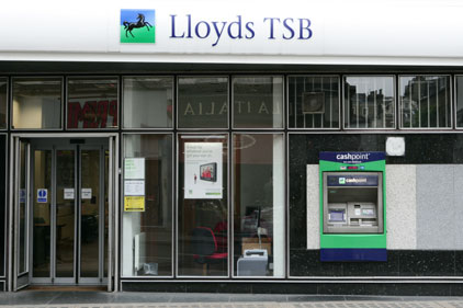 Lloyds: May look to the equity capital markets to raise £15bn
