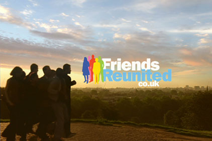 Friends Reunited: aquired by Brightsolid