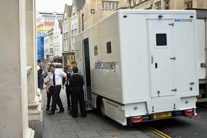 Media scrutiny: prisoner escaped from a GEOAmey van (PA Photos)