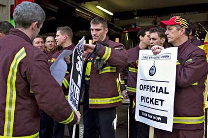 Strike laws: should be imposed