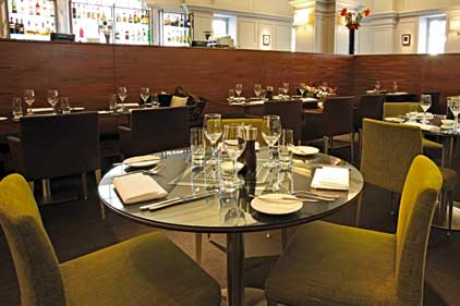 Table talk: records reveal media lunches and dinners