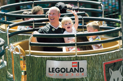 Legoland: summer activity push
