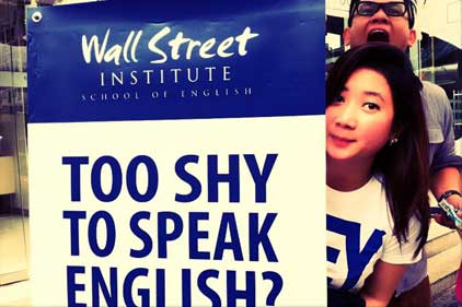 Wall Street Institute: aims to build Thailand brand