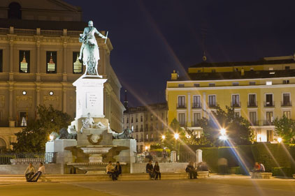 Madrid: British embassy offering PR services