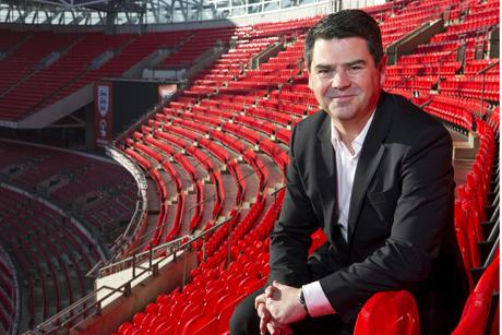 Adrian Bevington: FA comms chief