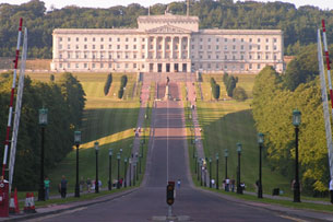 Home of Northern Ireland politics: Stormont
