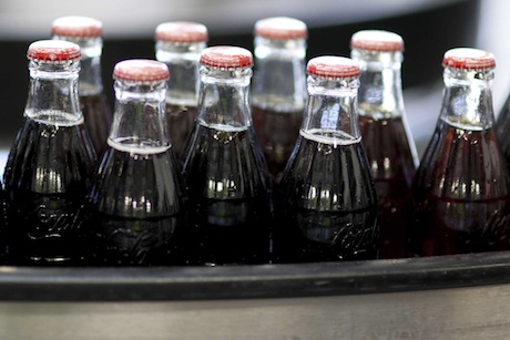 Green bottles: Coca-Cola Enterprises is focusing on sustainability