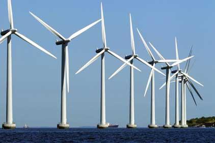 Renewable: wind power