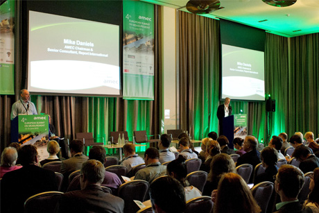 International Association for the Measurement and Evaluation of Communication conference and awards, June 2012, Dublin