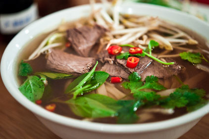 Vietnamese restaurant group Pho: ING Media hired