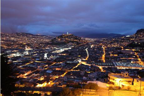Tourism Trail: Ecuador