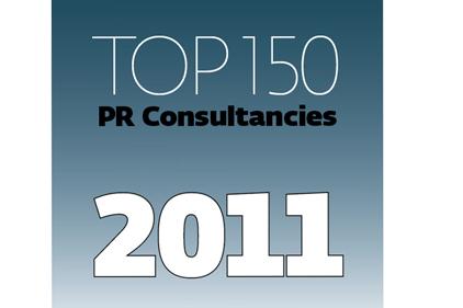 Top 150: PR industry profits