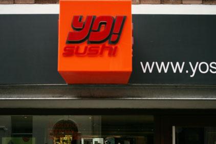 YO! Sushi brief: handed to 3 Monkeys