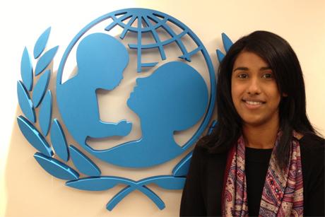 Raakhi Shah moves to Unicef