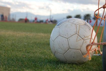 Football clash: charity football match for Haiti