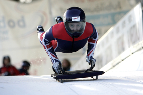 Fast track: British Skeleton